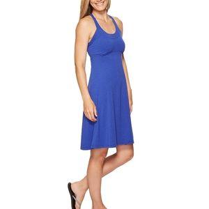 Prana Cali Dress in Cobalt